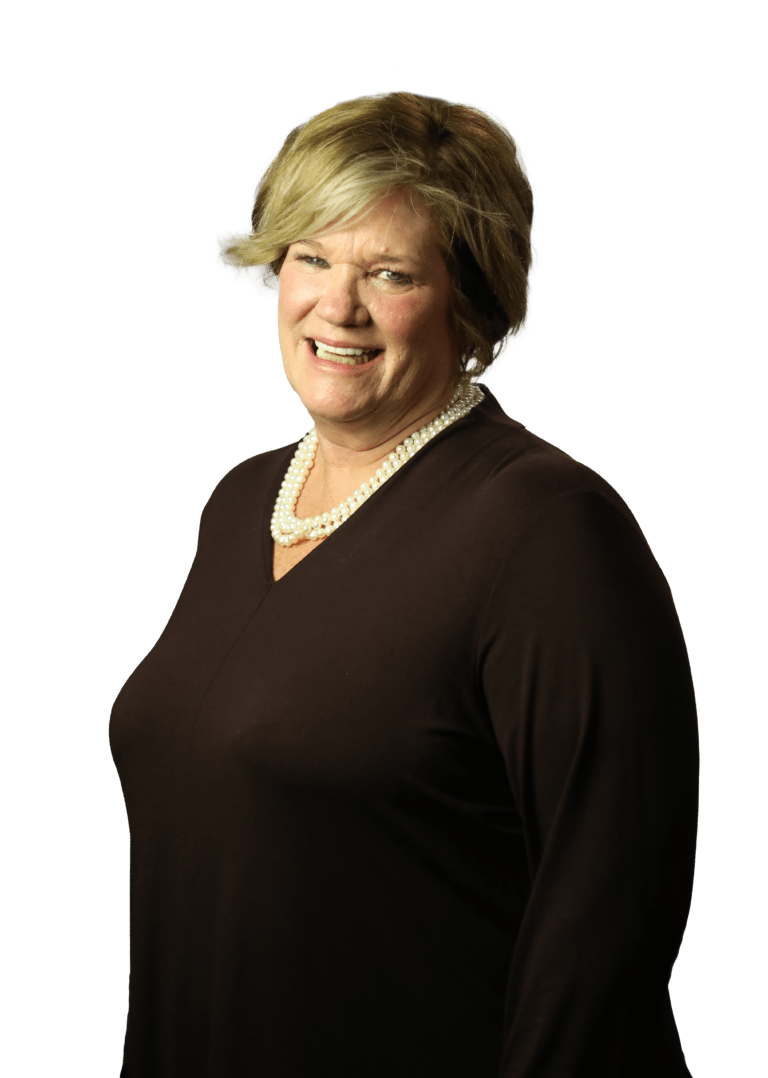 Personnel Director Kay Barnhill